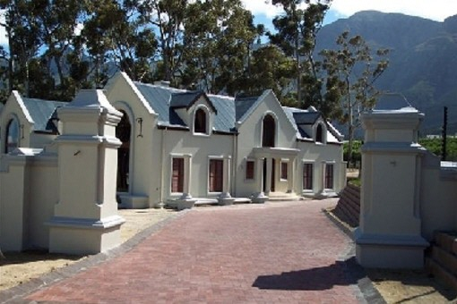 house in Franschhoek
