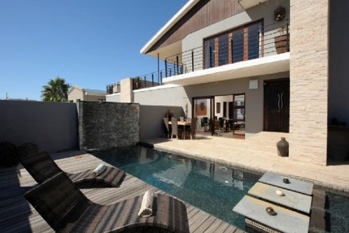 Villa with ocean view in Port Elizabeth