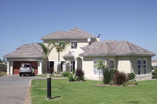 Modern house in George