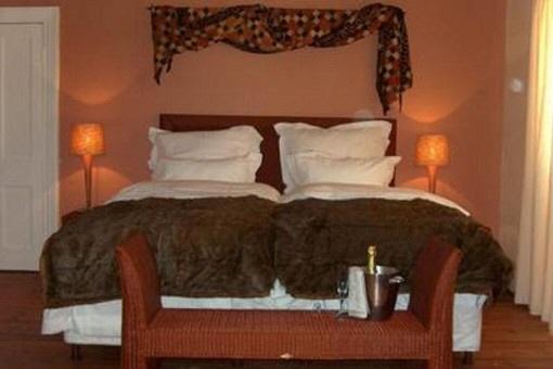 An example for an sleeping room