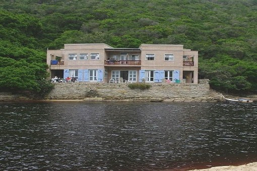 house in Knysna