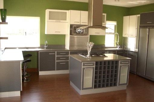 Modern kitchen with best interior