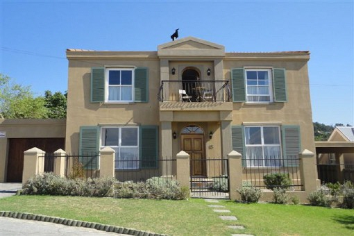 Nice house at the Western Cape
