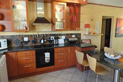 New and spacious kitchen