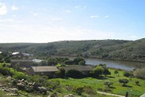 plot in Südafrika
