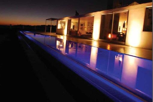 Exclusive sea front Villa