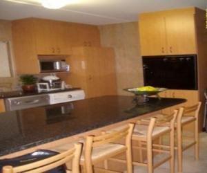 Big modern kitchen